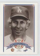 1989 Smokey Bear A Century of Dodger Greats #78 Don Sutton Los Angeles Dodgers