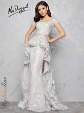 Mac Duggal 80733D Long Evening Dress ~LOWEST PRICE GUARANTEE~ NEW Authentic Gown