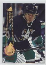 1994 Pinnacle Rink Collection #93 Tim Sweeney Anaheim Ducks (Mighty of Anaheim)