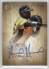 2014 Bowman Inception Prospect Autographs Gold #PA-AH Alen Hanson Auto Card
