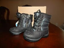 NEW Timberland Toddler BOYS Black Mallard Winter Boots Style # 33807 Waterproof