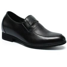 Elevator Shoes 2.76'' Height Increasing Shoes Tall Men Shoes Lifts CHAMARIPA