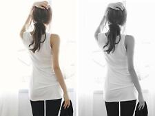 Camisole Sleeveless Cami Tank Tops Sexy  Vest Bottoming T-Shirt