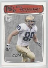 2008 Topps Rookie Progression Silver #164 John Carlson Notre Dame Fighting Irish