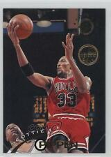 1994-95 Topps Stadium Club Members Only #33 Scottie Pippen Chicago Bulls Card