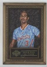 2014-15 Panini Court Kings Portraits #15 Chris Paul Los Angeles Clippers Card