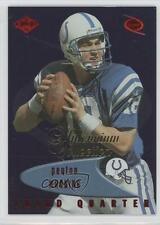 1999 Collector's Edge Odyssey Millennium Collection Red #178 Peyton Manning Card