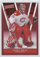 2010-11 Upper Deck Victory Red #104 Carey Price Montreal Canadiens Hockey Card