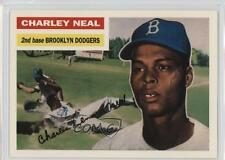 1995 Topps Archives Brooklyn Dodgers #163 Charlie Neal Baseball Card