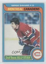 1979-80 O-Pee-Chee #101 Serge Savard Montreal Canadiens Hockey Card