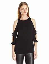 Bailey 44 Mahale Top Cut Out Cold Shoulder Anthropologie NEW $118 Size M Medium