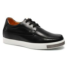 Elevator Shoes Breathable Walking 2.36'' Height Increasing Shoes Lift CHAMARIPA