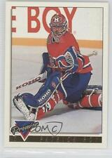 1993-94 O-Pee-Chee Premier Gold #1 Patrick Roy Montreal Canadiens Hockey Card