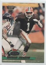 1993 Topps Stadium Club Members Only #4 Michael Jackson Cleveland Browns Card