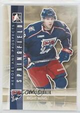 2011-12 In the Game Heroes and Prospects #133 Tomas Kubalik Rookie Hockey Card