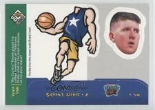 1998-99 Upper Deck UD Choice Mini Bobbing Heads 50 Bryant Reeves Basketball Card