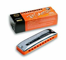 Seydel 1847 SESSION STEEL REED Harmonica Natural Minor Tuning - Pick Your Key!