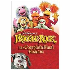 Fraggle Rock: The Complete Final Season (DVD, 2009, 5-Disc Set)