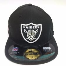 NEW ERA 59FIFTY Oakland Raiders Breast Cancer Awarenes Edition FITTED
