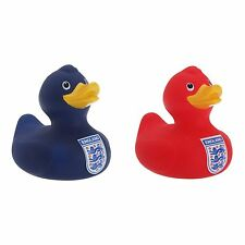 England FA Official Bath Time Three Lions Football Crest Rubber Duck
