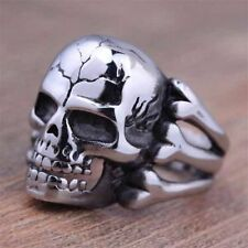 New Unisex's Men Women Jewelry Fashion Style Tibet Silver Vintage Rings Gift