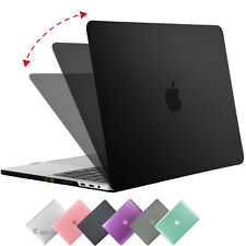 "For Macbook Pro 13 A1708/A1706/15"" A1707 Rubberized Hard Case Shell Cover 2016"