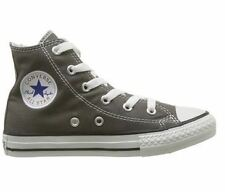 Unisex Converse -Child Chuck Taylor All Star Core Hi Trainers - 3J793 - Charcoal