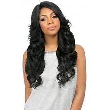 [Lace Wig] Sensationnel Empress Synthetic Hair Custom Lace Wig- Perm Romance-New