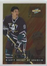 1995-96 Score Dream Team #7 Paul Kariya Anaheim Ducks (Mighty of Anaheim) Card
