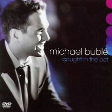 Caught in the Act [Digipak] by Michael Bublé, Michael Bublé (CD, Nov-2005, Repr…