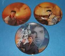 ELVIS PRESLEY THE HIT PARADE COLLECTORS PLATES - CHOOSE INDIVIDUAL PLATE
