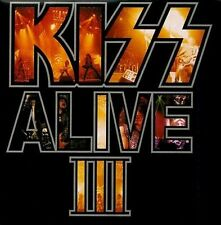 Alive III  by Kiss (CD, May-1993, PolyGram)