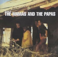 The Best Of The Mamas And The Papas, Mamas & Papas, 0008811951924 * NEW *