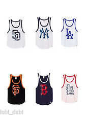 NWT Giants Dodgers Padres Yankees Red Sox Victoria Secret Bling Baseball Tank