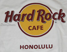 HARD ROCK CAFE HONOLULU HAWAII  T-SHIRT TEE Classic LOGO Men's SZ S-3X FREE SHIP