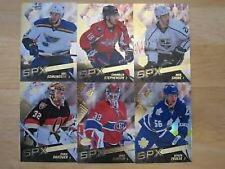 2015-16 Upper Deck SPx Hockey - #1 - 150 - Finish Your Set Here - WE COMBINE S/H