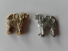 Bulldog, British or English, Big Mac Cavoodle, spoodle dog breed pewter Charms