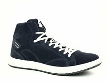 Diesel Sprawl Men's Casual Fashion Athletic Blue Leather/Suede Shoes Sneakers