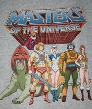 Masters of the Universe He-Man by Mattel Mens Adult T-shirt Size S New NWT