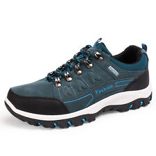 GOMNEAR men trail hiking shoes athletic non slip climbing outdoor light shoes
