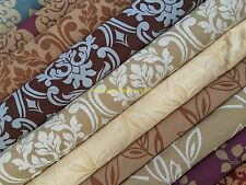 Designer Floral Upholstery Curtains Interior Furnishing Cushions Blinds Fabric