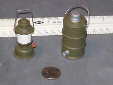 1/6 scale resin cast- thermos and coleman lantern for Ultimate Soldier or Dragon