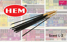 200 Sticks Pack HEM Incense Sticks variety Scent Value Buy Wholesales Bulk LZx10
