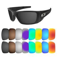 Dynamix Replacement Lenses for Oakley Fuel Cell Sunglasses - Multiple Options