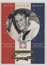 2012 Panini Cooperstown With Honors #7 Stan Musial St. Louis Cardinals Card