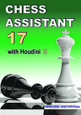 Chess Assistant 17 Chess Software