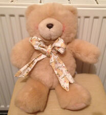 ANDREW BROWNSWORD FOREVER FRIENDS TEDDY BEAR WITH BOW IDEAL 4 VALENTINES DAY