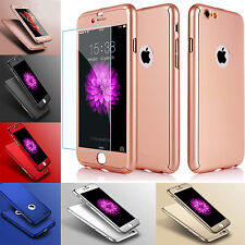 Ultra Thin Slim Hard Hybrid Cover Case Skin Case for Apple iPhone 5S/6/6S/7 Plus