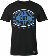 """NOTHING BUT AMAZING"" T-Shirt to Match Foamposite One""Royal"""