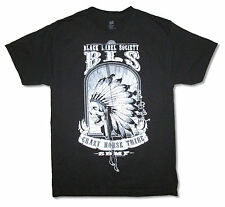 Black Label Society Crazy Horse Warpath Tour 2011 Black T Shirt New Official BLS